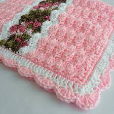 Baby Afghan Patterns Impressive Ravelry Cameron Baby Afghan Pattern By Mary Robinson