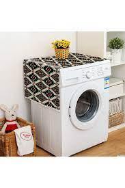 BENLİSSO Home Collection & Textile Geometrik Desenli Çamaşır Makinası Örtüsü  70x100 Fiyatı, Yorumları - TRENDYOL