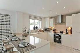 Taylor Wimpey Showhome Open Plan Kitchen Dining Living Home Kitchens Home Decor Kitchen