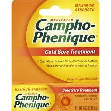 cho phenique cold sore treatment