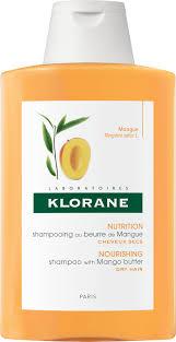 Klorane Dry Shampoo Klorane Mango Butter Shampoo