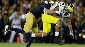Photos: Notre Dame CB Bennett Jackson
