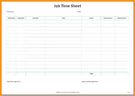 Time Sheets Excel Daily Timesheet Template Excel Employee Template Daily Timesheet