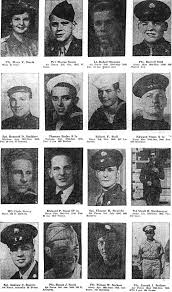 Niles Ohio Pictorial Honor Roll of World War II Part 3