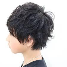 ショート メンズ 黒髪 子供ciel Hair Salon 及川翔 277223hair