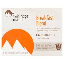 Does not contain any risky components such as sodium, cholesterol, saturated fat and added sugar! Trilliant Food Nutrition Llc Twin Ridge Roasters Light Roast Breakfast Blend Coffee Single Serve Brew Cups 0 34 Oz 32 Count Reviews 2021