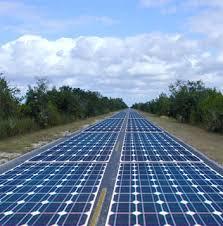солнечная дорога