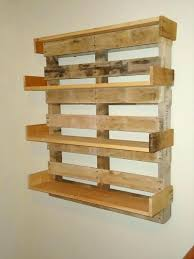 making shelves out of pallets shelves made from pallets elegant making out of attractive image designs