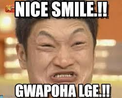 Nice Smile.!! - Impossibru Guy Original meme on Memegen via Relatably.com
