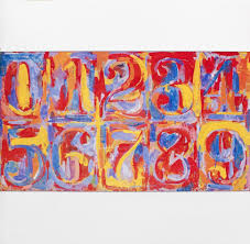 fine art and type eh throughout jasper johns artwork gallery 8 of