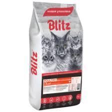 <b>Корма Blitz</b> для кошек — купить на Яндекс.Маркете