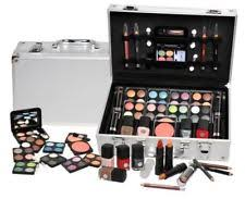 urban beauty make up set vanity case 51pcs cosmetics collection carry box
