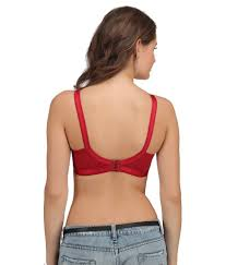 Sona Womens Perfecto Full Cup Everyday Plus Size Cotton Bra