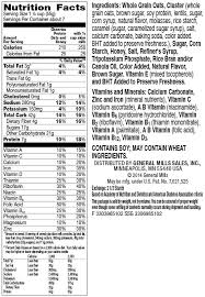 protein cheerios review nutrition info