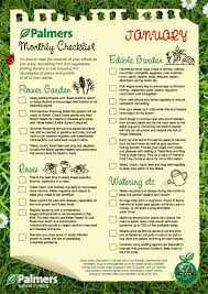 follow this link for the palmer s january monthly checklist