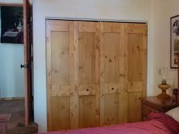 ana white bi fold closet doors diy projects with regard to folding closet doors