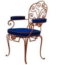 deco garden furniture. Set Of 8 French 1940s Art Deco Wrought-iron Chairs Deco Garden Furniture