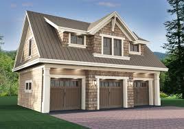 Craftsman House Plans  Garage WApartment 20067  Associated DesignsGarage With Apartment Floor Plans