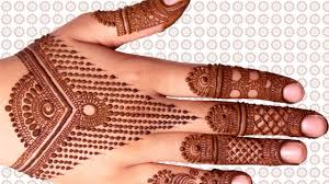 Elaborate Henna Designs Contemporary Jewelry Pattern Design Mehndi For All Occasions