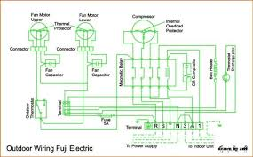 wiring diagram of refrigerator wirdig wiring diagram ac cassette fuji electric refrigeration amp