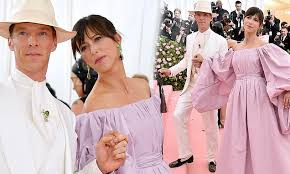 Met Gala <b>2019</b>: Benedict Cumberbatch opts for a <b>white suit</b> and ...