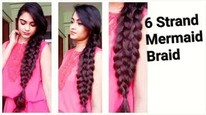 Simple Hairstyles For College Easy Hairstyles For Medium To Long Hair For College Work 6 Strand