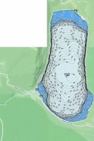 Devils Lake Fishing Map Us_wi_01563937 Nautical Charts App