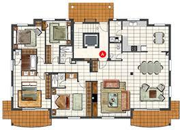 4 bedroom floor plans. 4 Bedroom Floor Plans O