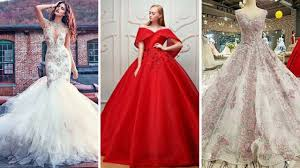 Gown Dress Design 2018 Princess Style Long Gown Dress Designs 2018 Latest Gown Designs