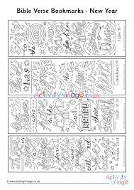 There are 2378 bible verse bookmark for sale on etsy, and they cost $6.88 on average. Bible Verse Colouring Bookmarks New Year