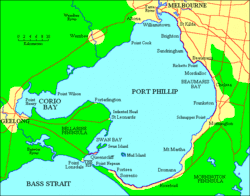 Port Phillip Wikipedia