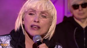 Blondie Long Time Charts Blondie Long Time Live Bbc The One Show Playing Music