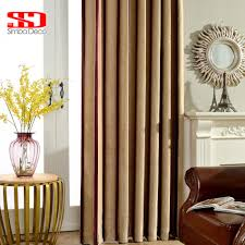 Modern Curtain Panels For Living Room White Cotton Curtain Panels Promotion Shop For Promotional White