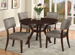 Kayla 5pc Round Dining Table Set New