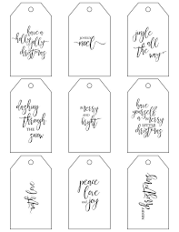 Best 25+ Christmas gift tags printable ideas on Pinterest ...