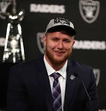 Raiders' Kolton Miller reaches NFL dream to help brother   Las Vegas  Review-Journal