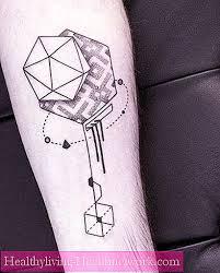 Tetovací Geometrie Významy Různých Tvarů Péče O Pleť 2019