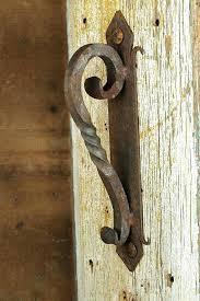 rustic door hardware rustic door hardware iron door handle 4 iron rustic barn door hardware rustic rustic sliding barn door