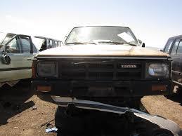 Junkyard Find: 1985 Toyota 4Runner Gran Ville - The Truth About Cars