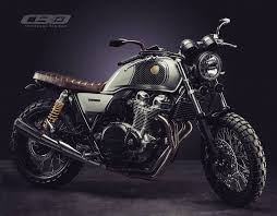 if honda would only build this scrambler autoevolution