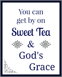 Sweet Tea Printable Ogt Blogger Friends Sweet Tea Quotes Sweet