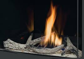 gas fireplace insert glass rocks beach fire kit and s fire kit with rocks and glass