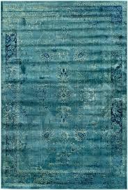 safavieh vintage turquoise viscose rug 53 x 76 multi 11 15 antiqued