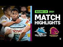 The broncos host the sharks during round 16 of the 2021 nrl telstra premiership. Lzebeqm Vhuyam
