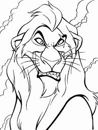 Small Picture Beautiful Lion King Coloring Pages Scarjpg 9001196 drawing