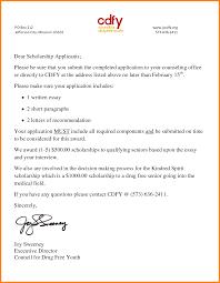 Example Essay For Applying Scholarship