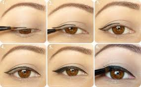 simply natural bride eye makeup tips apply perfect easy cat eyeliner tutorial