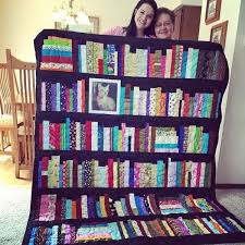 Bookshelf Quilt Pattern Cool The Perfect Keepsake Bookshelf Memory Quilt The Literacy Site Blog