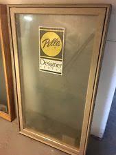 pella casement windows. PELLA DESIGNER SERIES CASEMENT WINDOW WIDE LEFT LH LOW-E CLEAR SCREEN 35\ Pella Casement Windows