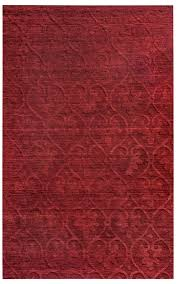 details about rizzy rugs red faded distressed lattice contemporary area rug solid tc8268